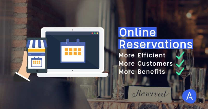How a Simple Online Reservation System Can Boost Your Bottom Line.