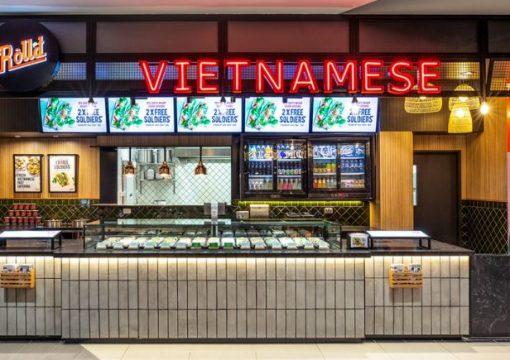 vietnamese rolld restaurant