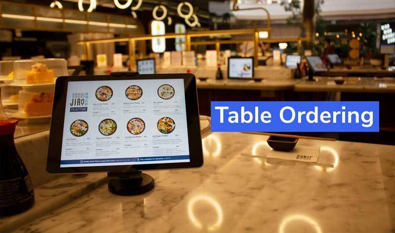 Introducing the Abacus Table-Ordering iPad POS System for Hospitality Businesses