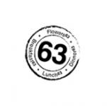 Cafe63 logo